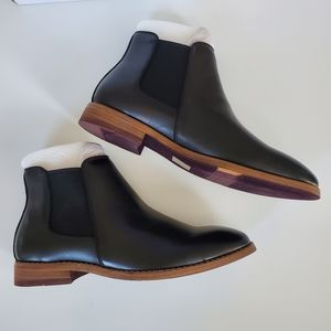 Call It Spring larelaniel faux leather chelsea boots NWB